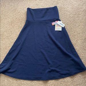 Lularoe Azure Skirt Xs